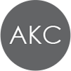 AKC Kitchen Centre logo