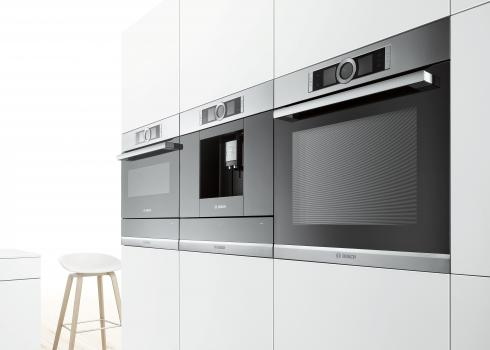 Quality ovens from Bosch
