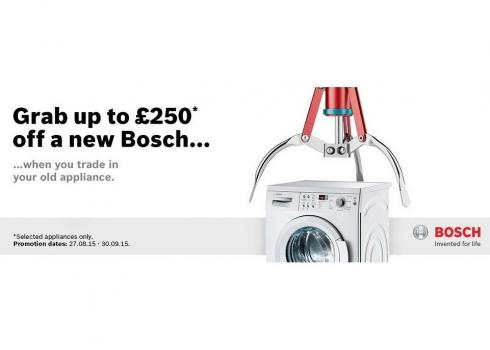 Seasonal offer from Bosch