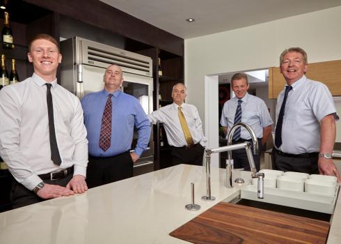 Meet the appliance experts!