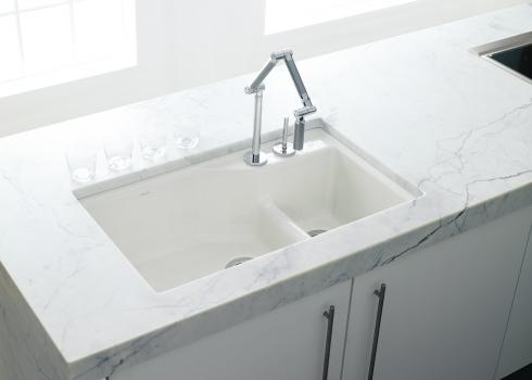 Kohler - seamlessly blending modern and traditional
