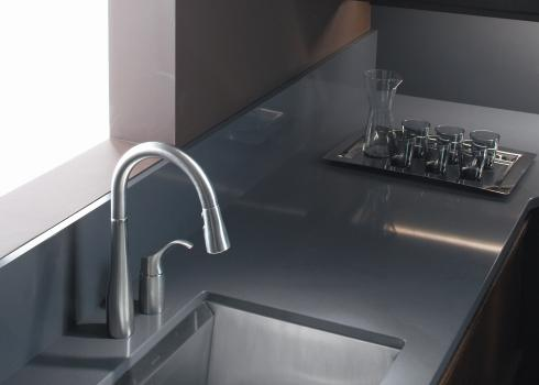 Kohler sink and taps