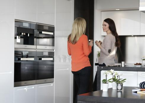 Miele - perfect for the family kitchen