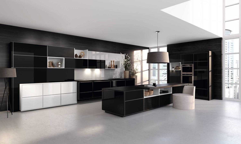 New High Gloss kitchen design range