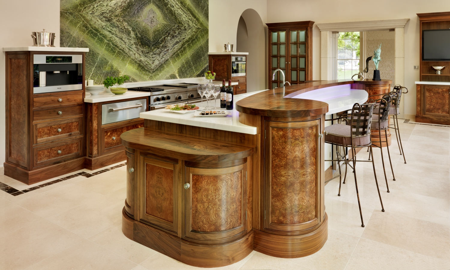 Edwardian Kitchen Charles Yorke Kitchens Are Handcrafted Using The Best Materials
