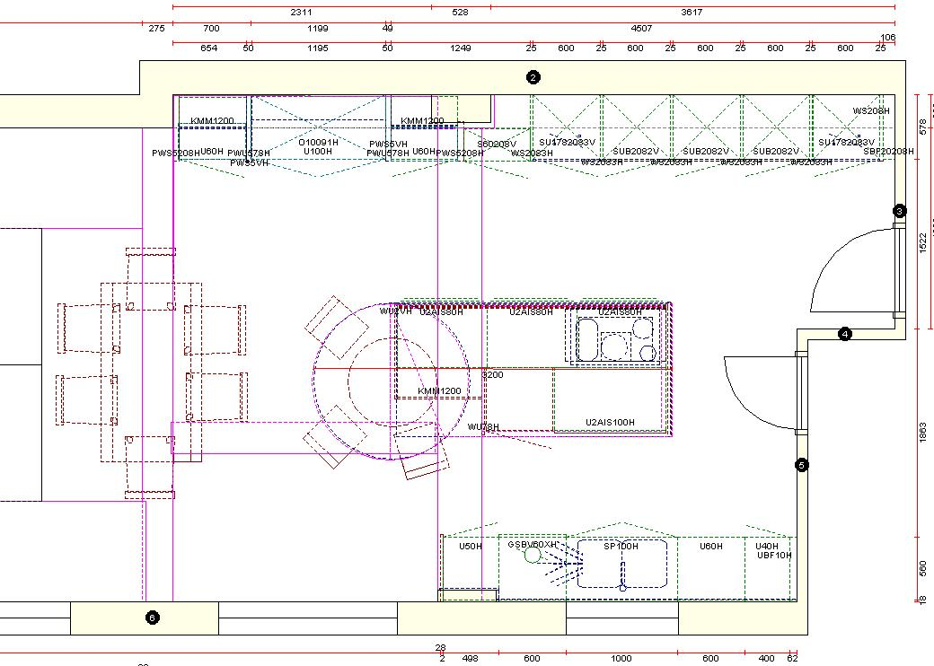 we work closely with you to make your dream kitchen a reality, wiring diagram