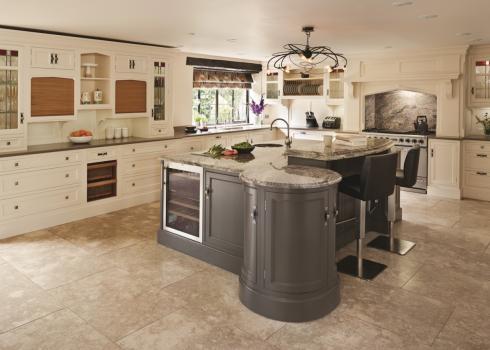 Charles Yorke Florentine kitchen