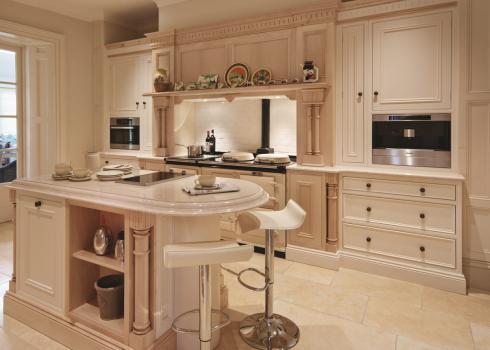 Charles Yorke Haddon kitchen