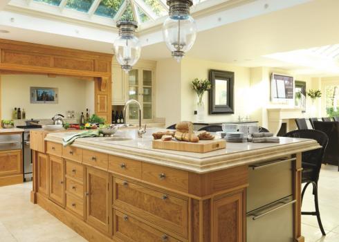 Charles Yorke Henley kitchen