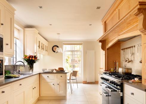 Charles Yorke Lichfield kitchen