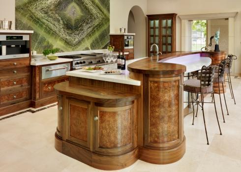 Charles Yorke Stanmore-Edwardian kitchen