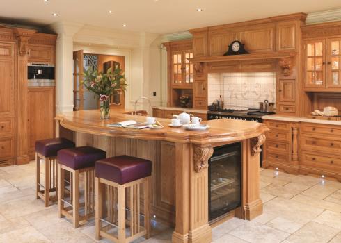 Charles Yorke Victorian kitchen